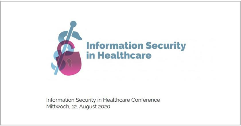 Partner bei der InfoSec in Healthcare Conference