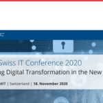 Platin Partner mit NetApp an der Digital Swiss IT Conference 2020
