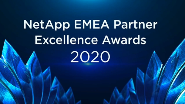 NetApp Award für ITRIS One 2020