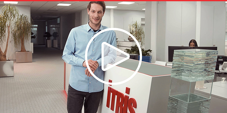 Neuer, interaktiver Film zur ITRIS Gruppe