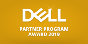 Bild DELL Partner Program Award 2019