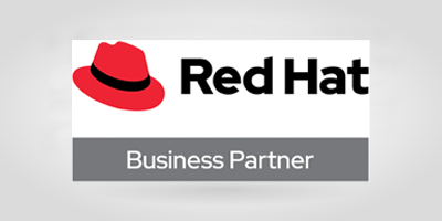 Partner Logo Red Hat