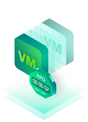 Veeam V11 - Continuous Data Protection