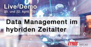 Postbild LiveDemos NetApp Data Management