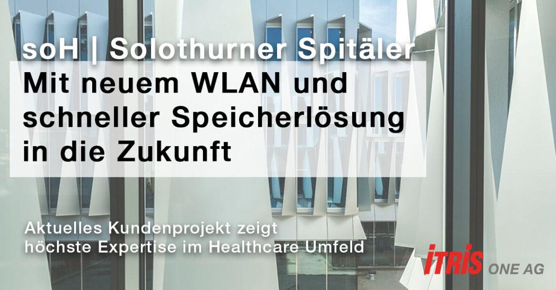 Bild Use Case Solothurner Spitäler