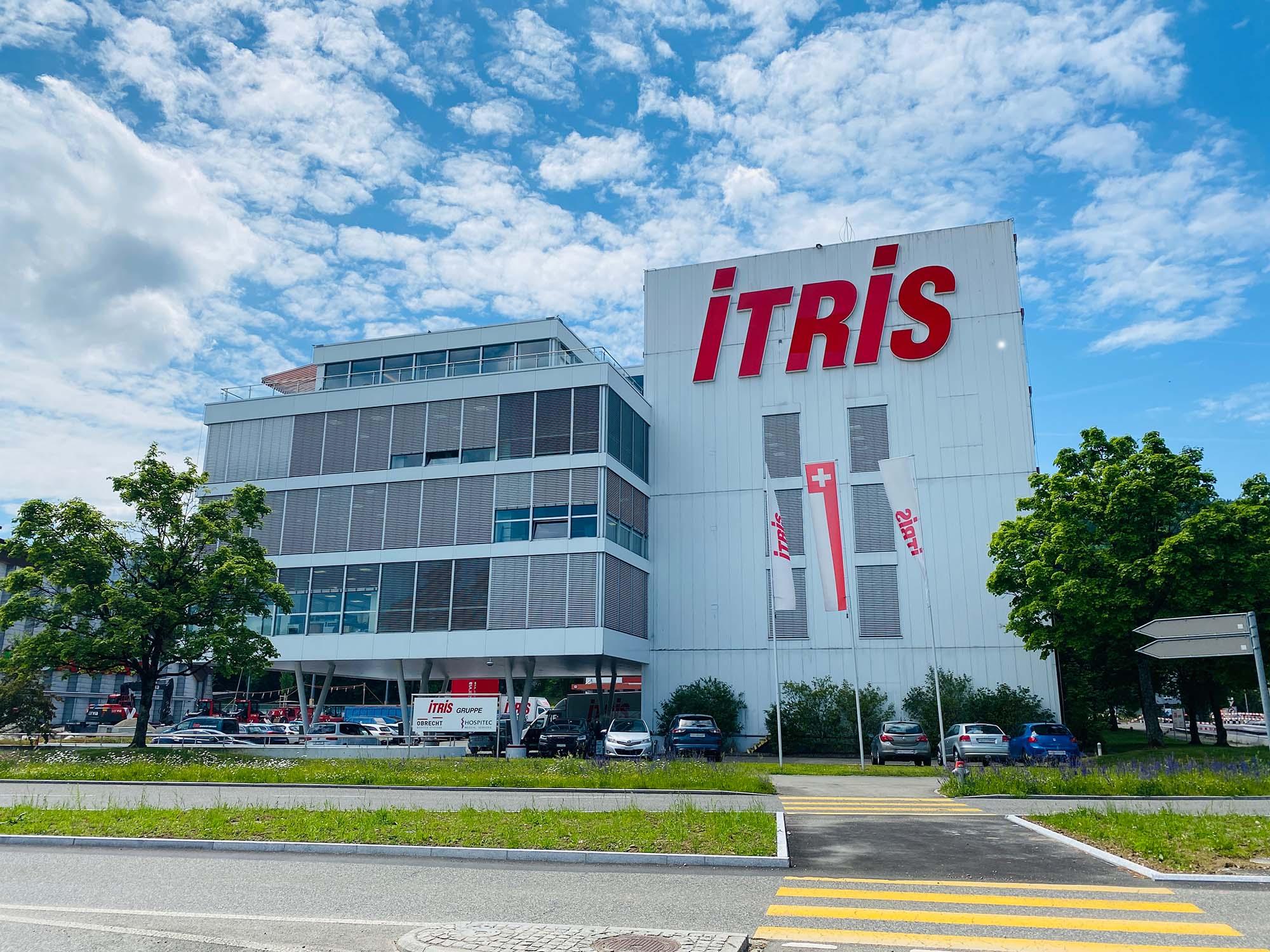ITRIS Standort Spreitenbach